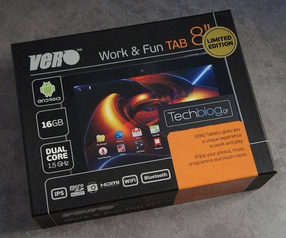 tablet VERO Tab A8849