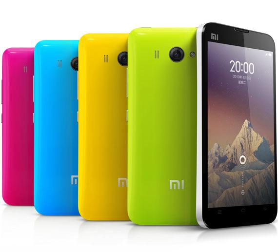 Xiaomi, Πωλήσεις 10 εκ. Mi-2 smartphones