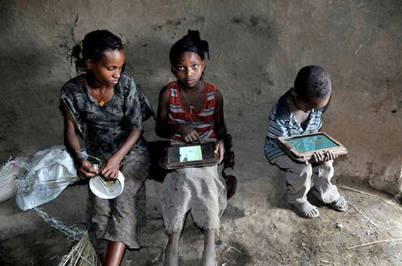 ethiopia tablet kids
