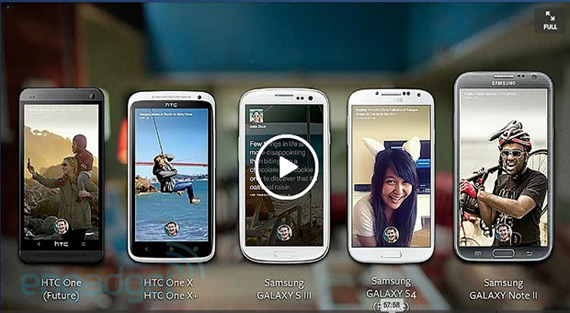 facebook home phones