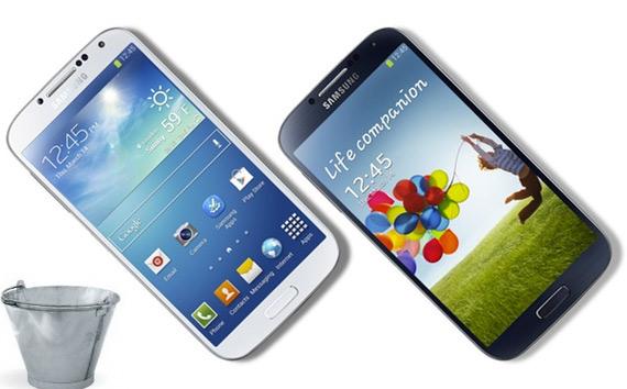 Αδιάβροχο Samsung Galaxy S 4