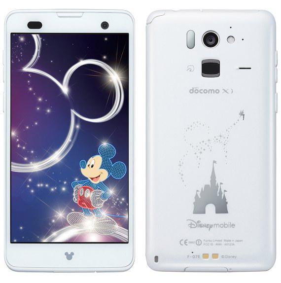 Disney Mobile F07