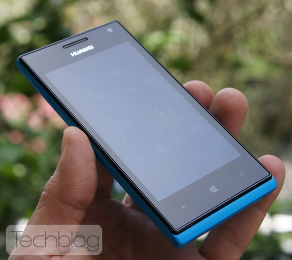Huawei Ascend W1 Techblog
