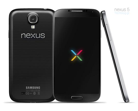Google Galaxy S 4 - Nexus 4S