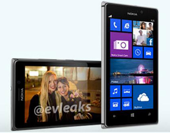 Nokia Lumia 925 leak