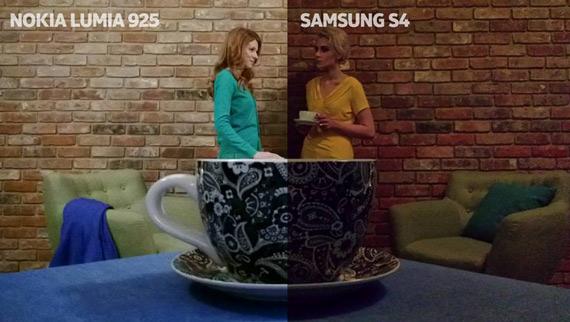 Nokia Lumia 925 photo comparison