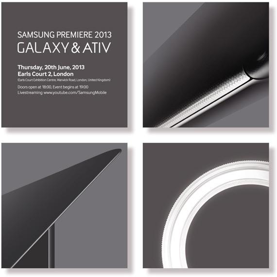 Samsung Galaxy Premiere London