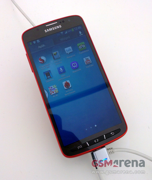 Samsung Galaxy S 4 Active