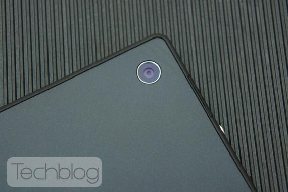 Sony Xperia Tablet Z Techblog