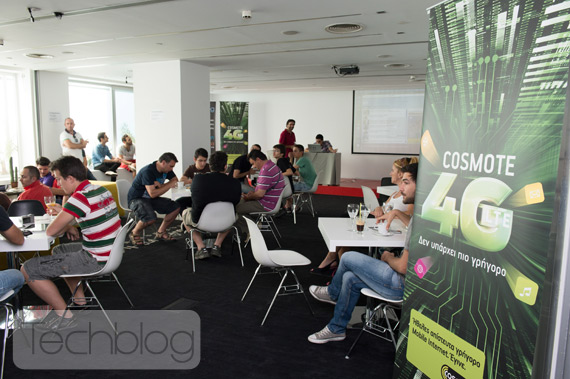 17ο Techblog Workshop