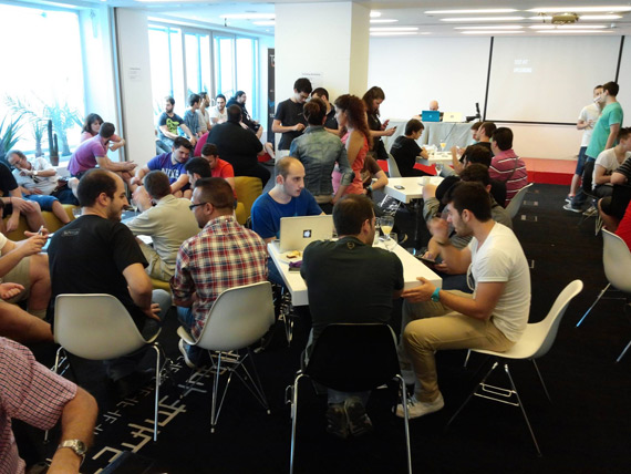 17th Techblog Workshop facebook