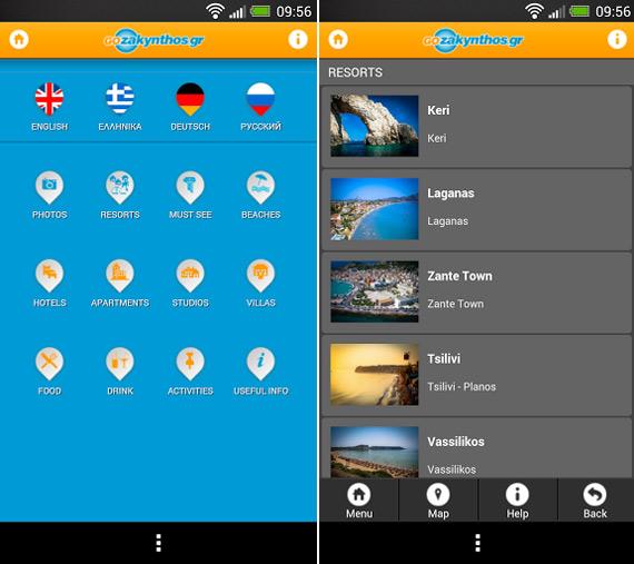 GoZakynthos app