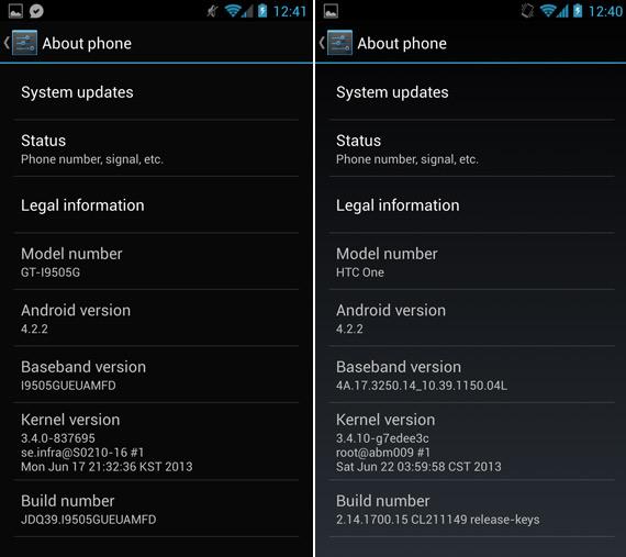 Google Play edition smartphones