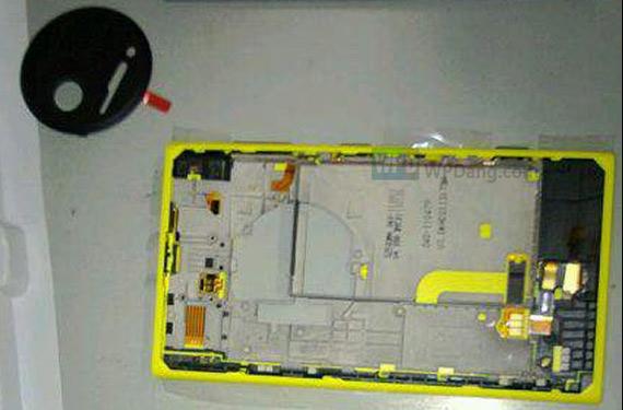 Nokia EOS 41 Megapixel Pure View