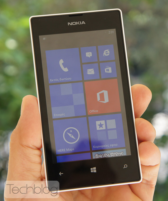 Nokia Lumia 520 Techblog