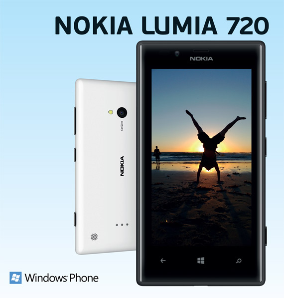 Nokia Lumia 720 WIND