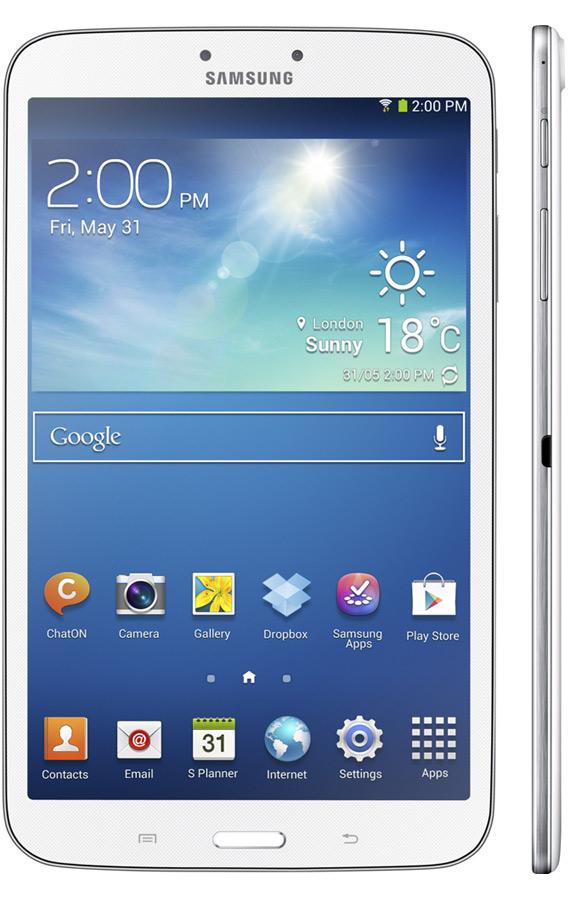 Samsung GALAXY Tab 3 8-inch official