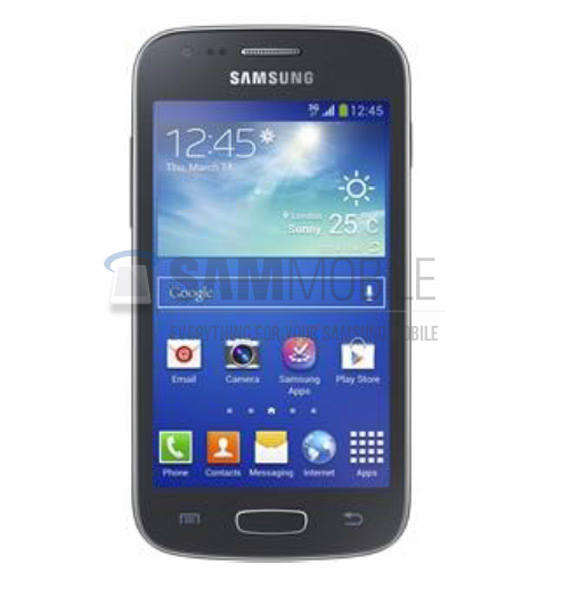 Samsung Galaxy Ace 3 leaked