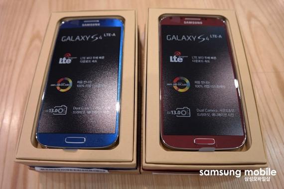 Samsung Galaxy S4 LTE Snapdragon 800