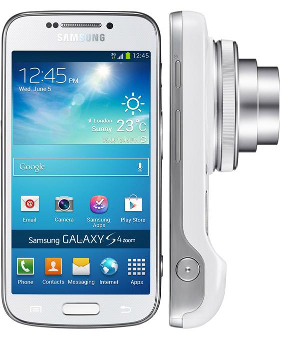 Samsung Galaxy S4 Zoom πλήρη τεχνικά χαρακτηριστικά και αναβαθμίσεις