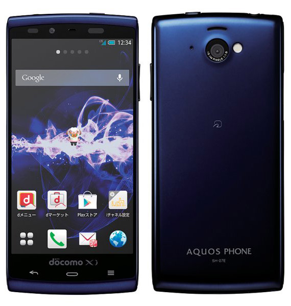 Sharp AQUOS PHONE SH-07E
