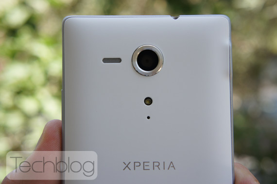Sony Xperia SP hands-on Techblog
