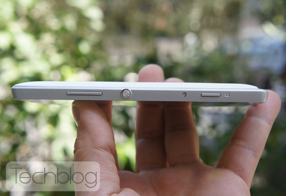 Sony Xperia SP hands-on Techblog