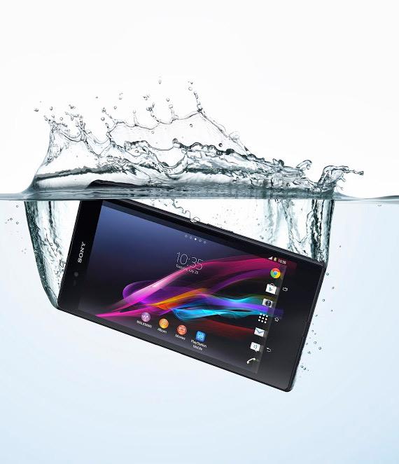 Sony Xperia Z Ultra announced