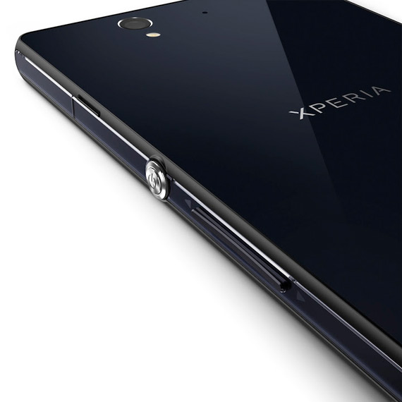 Sony Xperia Z back