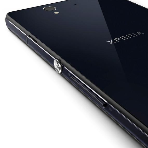 Sony Xperia Z back