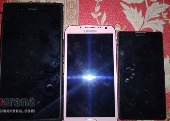 Sony Xperia ZU compare
