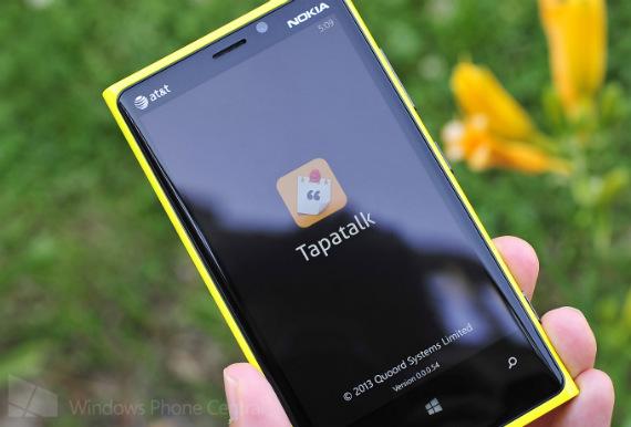 Tapatalk Beta Windows Phone