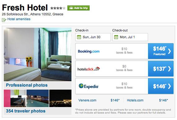 Tripadvisor fresh hotel