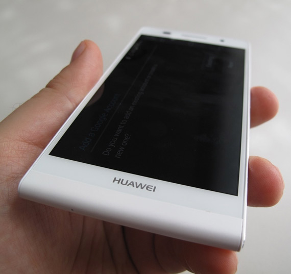 Huawei Ascend P6 hands-on photos