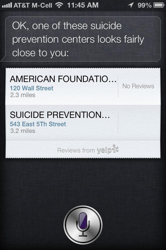 siri suicide