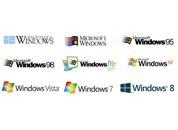Από τα Windows 1.0 στα Windows 8 Pro