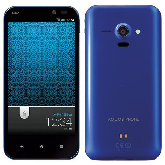 Sharp AQUOS SHL22
