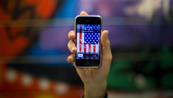 Apple, Η αγαπημένη των Αμερικανών για smartphones και tablets