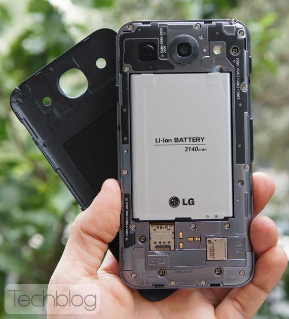 LG Optimus G Pro Techblog