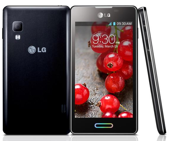 LG Optimus L5 II πλήρη τεχνικά χαρακτηριστικά και αναβαθμίσεις