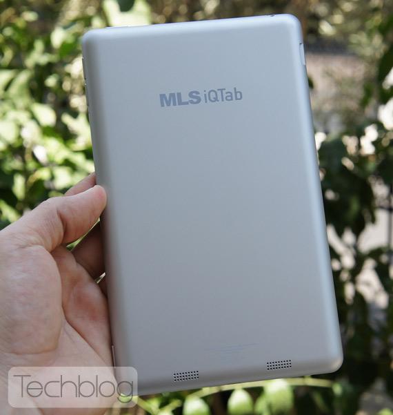 MLS iQTab tablet Techblog