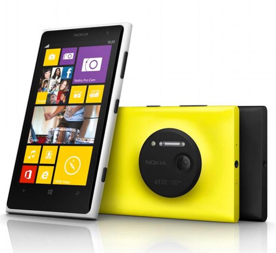 Nokia Lumia 1020 official