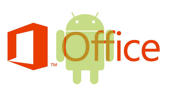 Microsoft Office, Διαθέσιμο και στο Android