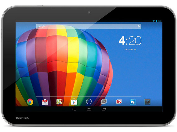 Toshiba Excite Pure giveaway