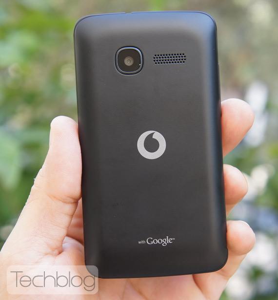 Vodafone Smart mini Techblog