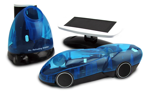 iH2GO, Αυτοκίνητο-Παιχνίδι υδρογόνου που χειρίζεσαι με το smartphone