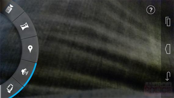 Motorola Moto X, Το UI της κάμερας αποκαλύπτεται
