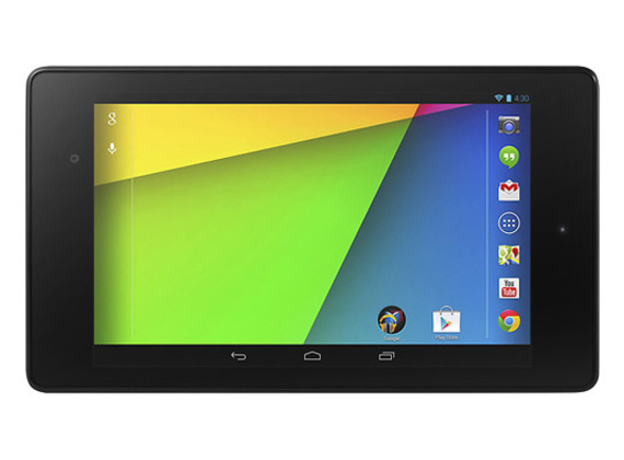 Google Nexus 7, Συνεργασία με την LG για το 2014;