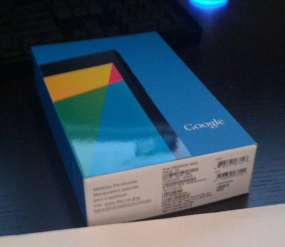 νέο Nexus 7