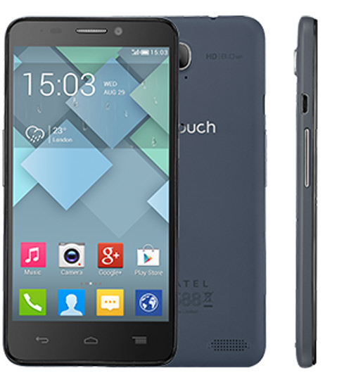 Alcatel One Touch Idol S πλήρη τεχνικά χαρακτηριστικά και αναβαθμίσεις